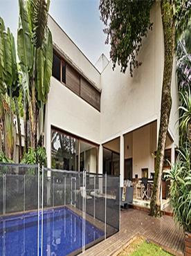 Casa Cidade Jardim