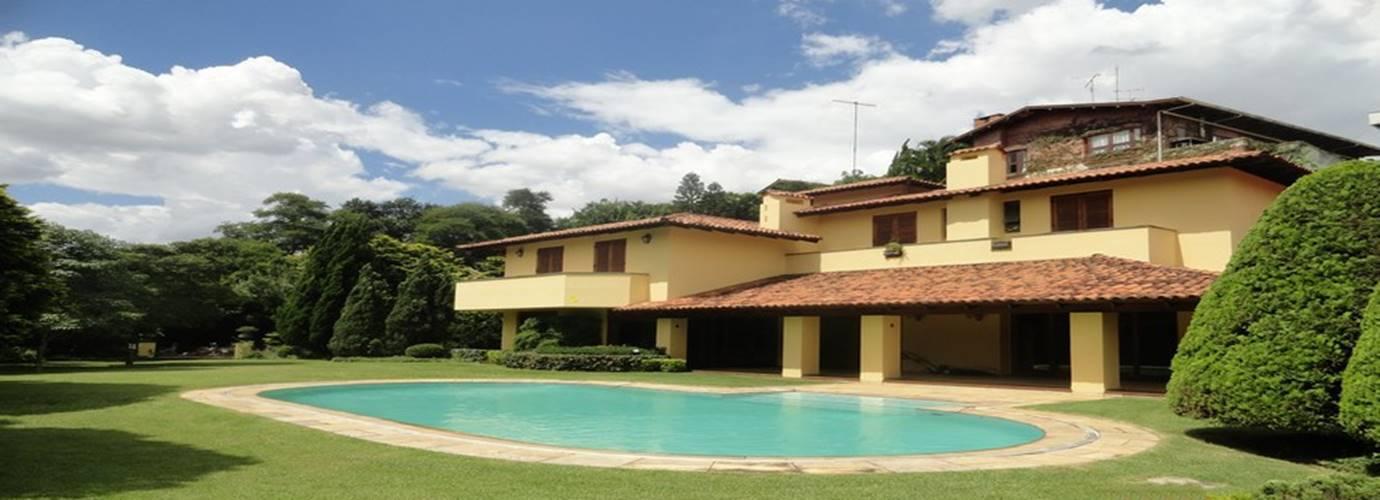Casa nova de linhas modernas - Jardim Guedala / SP - kenburns4